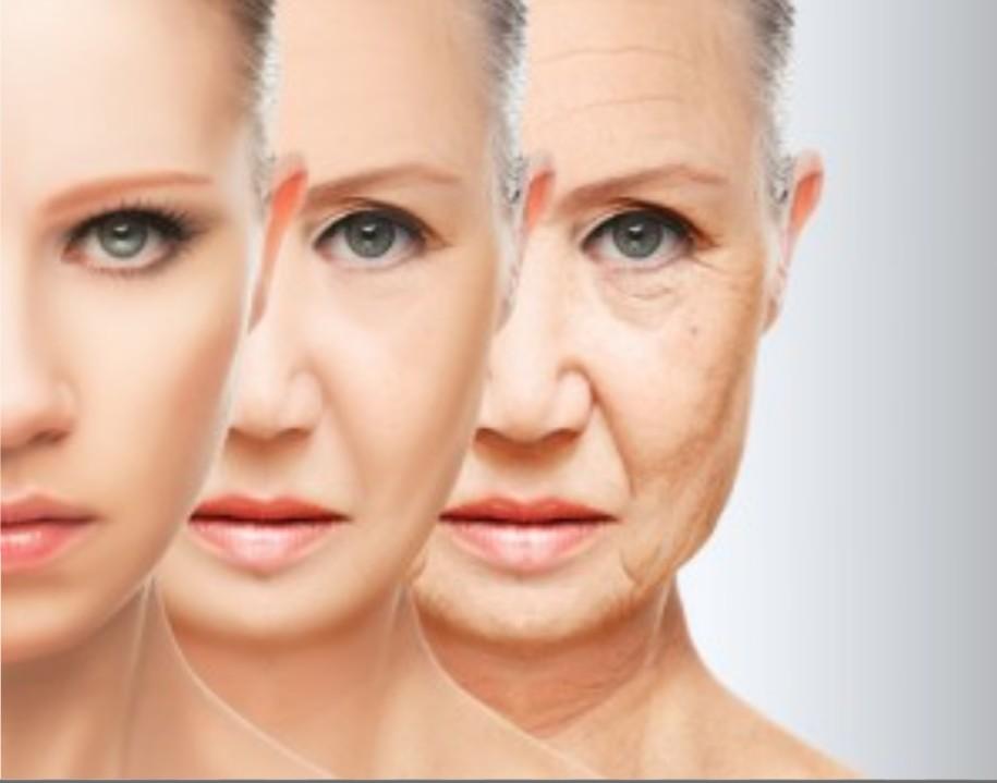 運動と肌の老化予防